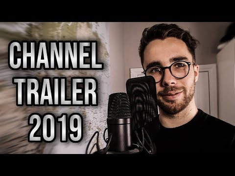 Channel Trailer 2019 - 동영상