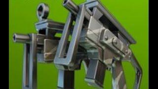 Respawnables - Dual Rookie Machine Guns