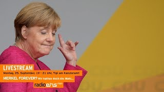 "Der Tipi Talk vom 25.09.2017 – ""Merkel for ever?"""