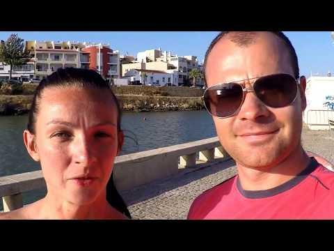 Praia da Rocha and Portimao, Algarve / Portugal Travel Vlog #23 / Two And A Half Travel