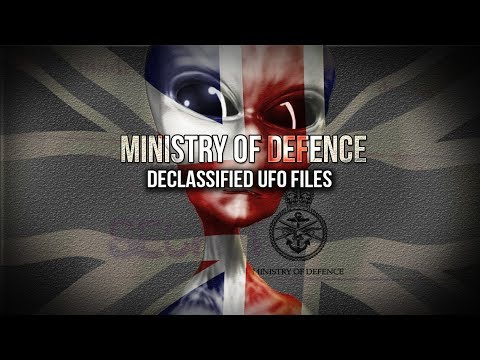 Ministry of Defence (United Kingdom) Declassified UFO Files | British X-Files (Full  Documentary)