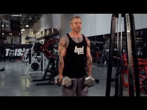 Dumbbell Shrug - The Proper Lift - BPI Sports