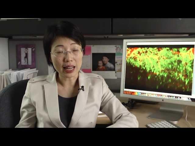 Emerging Female Scientist
