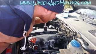 How to change oil and oil filter for Audi A6 (C6 4F) 2.0tdi