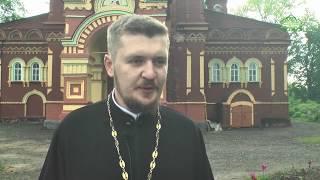 Ильинский храм в Трубчевске отметил первую годовщину со дня возвращения из раскола
