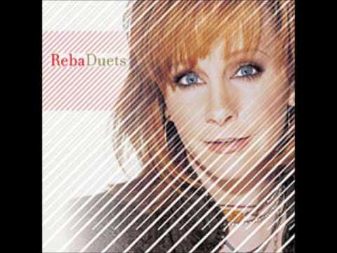 Reba Mcentire Because of You (with lyrics)