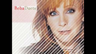 Reba Mcentire Because of You (with lyrics)
