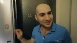 Непосредствнно Каха и Серго в фильме Дороги 2015 2