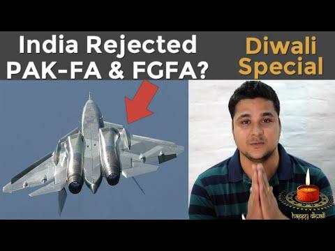 Diwali Special- India Rejected PAK-FA & FGFA?