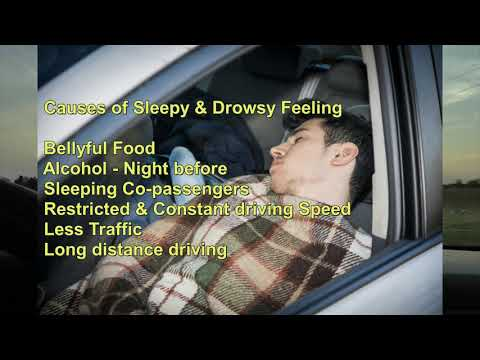 Driving Blues (Sleeping