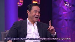 عيش الليلة - النجم مدحت صالح: ( رجالة شبرا اللي يجي ناحية بنات شبرا يتقطع )