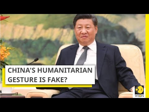 What's The Truth Behind Humanitarian Gestures Of China?   COVID-19   WION   World News
