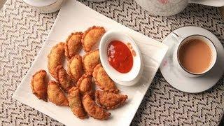Kozhi Ada(chicken Hot Pockets) By Gazeena