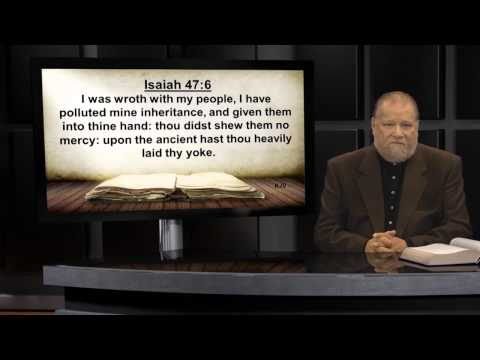 The Prophecy Project Session 4 Isaiah Chapter 47 The Lady of Kingdoms
