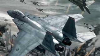 ace combat 6 soundtrack 15 sipli field