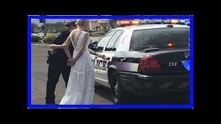 Detienen novia antes de su boda causó accidente - Noticias