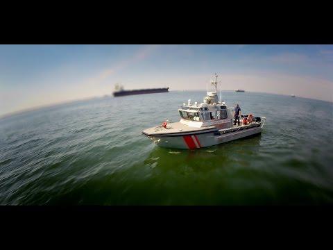 The Virginia Beach Fire Department Marine Team