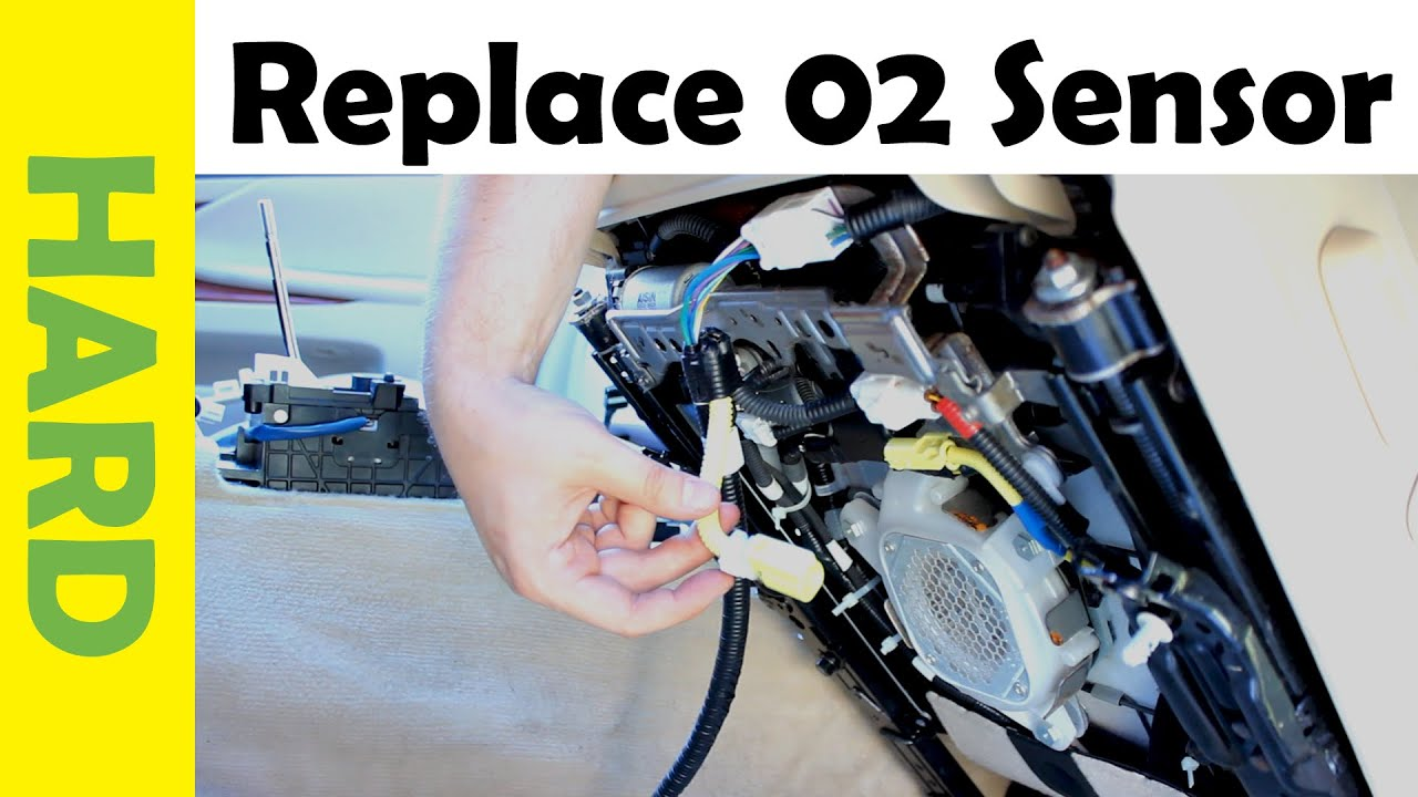 How To Replace Oxygen Sensor On Lexus Cars Amp Trucks O2