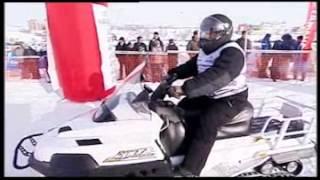 Снегоходный марафон Ямалкан 2012. Часть 1