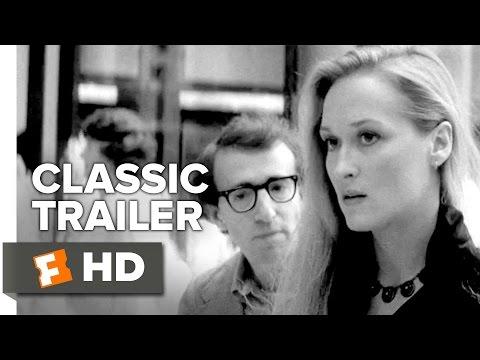Manhattan (1979) Official Trailer - Woody Allen, Diane Keaton Movie HD