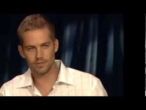 Paul Walker and Tyrese Gibson 2 fast 2 furious interview