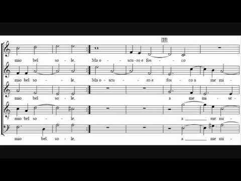 Carlo Gesualdo - Madrigals, Book 6