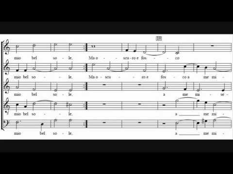 Carlo Gesualdo – Madrigals, Book 6