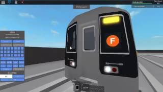 Roblox MTA Selten: R110B F Zug
