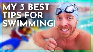 3 Steps to INSTANTLY LEARN TO BREATHE when TRIATHLON SWIMMING