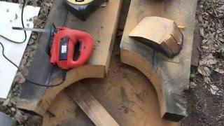 Cutting Large Beams