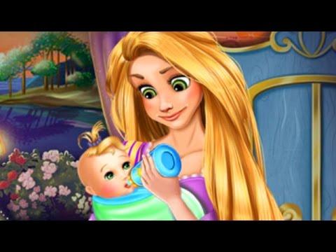 Disney Princess Rapunzel Tangled Games For Kids