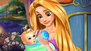 Disney Princess Rapunzel - Tangled Games for Kids - Newborn care & Baby video(Disney Princess Rapunzel - Tangled Games for Kids - Newborn care & Baby video After receiving the healing powers from a magical flower, the baby Princess ..., 2015-10-19T14:18:42.000Z)