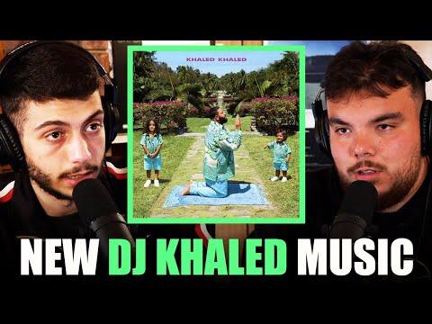DJ Khaled's KHALED KHALED: First REACTION/ REVIEW