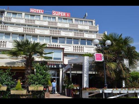 Hotel Super 8 3 Stars Hotel in Skopje, Macedonia