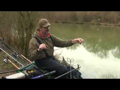 Jan Porter On The Basics Of Pole Fishing And Pole Angling Tackle