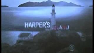 """Abertura e chamadas de """"Harper's Island: O mistério da Ilha"""""""