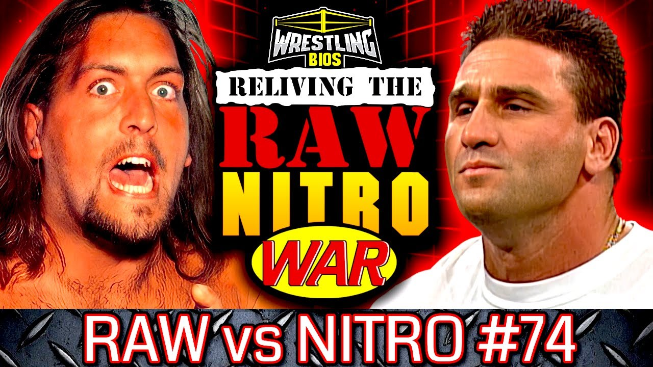 """Raw vs Nitro """"Reliving The War"""": Episode 74 - March 10th 1997"""