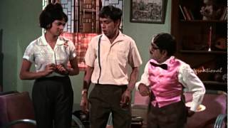 Adhe Kangal | Tamil Movie Comedy | Ravichandran | Nagesh | Kanchana | Balaji |