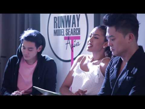 RUNWAY Model Search Malaysia 2016 = Audition =