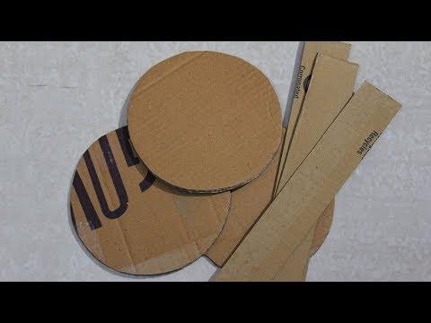 DIY's Room Organizer Idea || Cardboard Crafts !!! DIY Projects