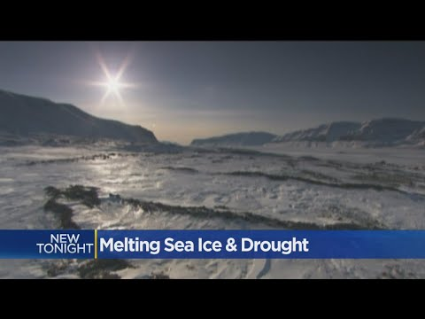 Study: Melting Arctic Ice Could Push California Storms North, Creating Drought