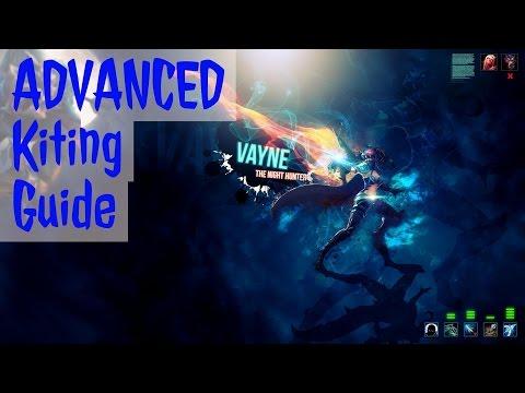 Vayne kiting guide part 2: Advanced Vayne Mechanics