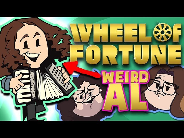 Wheel of Fortune w/ Special Guest WEIRD AL - Guest Grumps