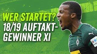 Die Gewinner-Elf des Bundesliga-Starts! Wer hat am meisten überzeugt? feat. Duda, Schulz & Pléa!