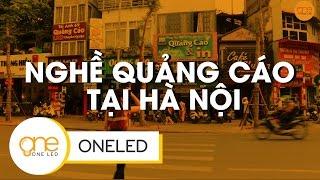 Những Cửa Hàng Quảng Cáo tại Hà Nội họ đang làm gì ?