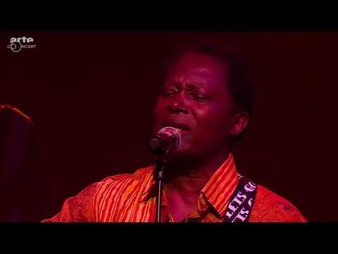 Lokua Kanza - Africa Festival Würzburg 2016