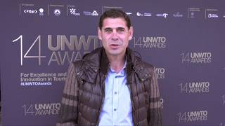 I Commit to Sustainable Tourism - 14th UNWTO Awards thumbnail