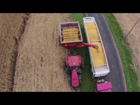 2014 Farming. Planting, Spraying, Sidedress, Harvest in Illinois! Drone. Case IH. Go pro.