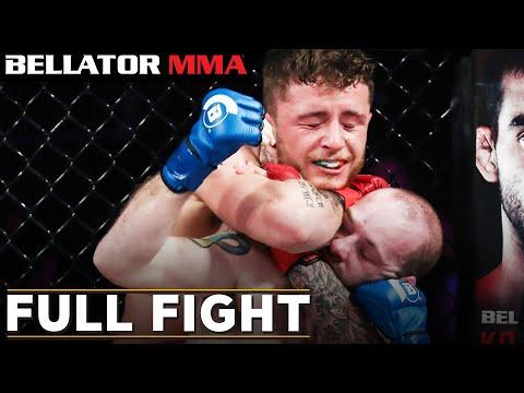 Full Fight | James Gallagher Vs. Steven Graham - Bellator 217