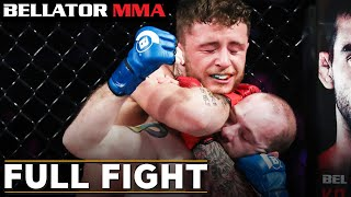 Full Fight | James Gallagher vs. Steven Graham - Bellator 217